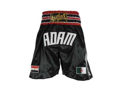 4More K-1 Boxing Shorts Adam