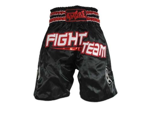 4More K-1 Boxing Shorts Wu Lin Swiss Fight Club