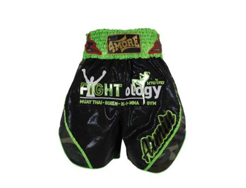 4More K-1 Boxing Shorts Almin