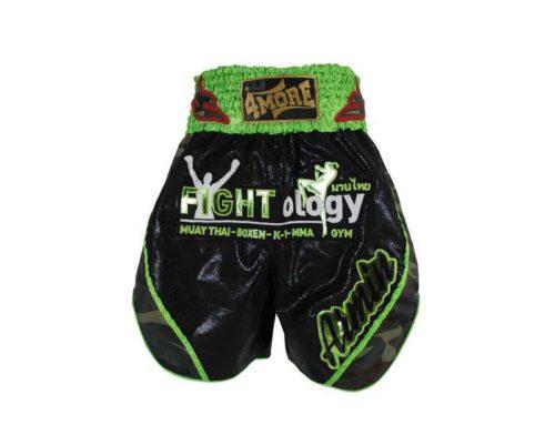 4More K-1 Boxing Shorts Almin