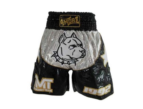 4More K-1 Boxing Shorts Emanuel Dahner